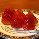 バー エルラギート - イチゴ
