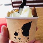 Sunaharasannosumokumikkusunattsuchokubaiten - お店のマスコット
