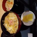 一粒万彩 - 親子丼セット