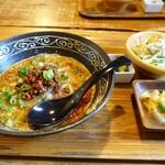 148392254 - 担々麺セット 1,030円