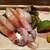 はせ川 - 料理写真:生の蛍烏賊