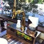 農園レストラン みやもとファーム - ビールサーバー