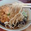 そば千 - 料理写真:麺 リフト