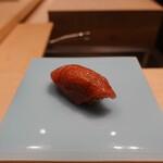 すし昇 - 大トロ