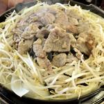 焼肉レストラン井東 - 料理写真:ジンギスカン