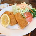 レストランポム - 白身魚フライアップ
