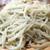 ソバイスバ いさと - 蕎麦(この日は北海道摩周産)