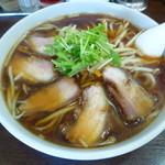14841330 - 叉焼湯麺