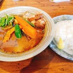 スープカレーレストラン薩摩剛家 - 料理写真: