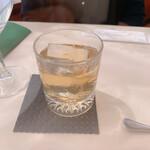 ビストロ ボン・グー・コクブ - まるで梅酒なノンアルコール 420円(税込)