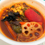 木多郎 - 料理写真:チキン野菜5番