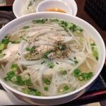 Saigon Pho - 【2021/3】ミニフォー(鶏肉)