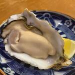 鰾 - 生牡蠣