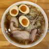 Houryuu - 料理写真:・もやしワンタン麺 1,000円/税込 ・味玉 100円/税込
