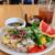 パークサイドカフェ - 料理写真:ガーデンプレートとドリンク