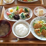 ピコスプーン - 料理写真:お野菜たっぷり家ご飯