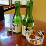 奈佳一 - もう1本!れっきとした純米酒なんて飲みやすい酒なんでしょ