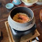 Ganyuutei - 海老釜飯