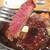 豊後牛ステーキの店 そむり - ヒレステーキ断面