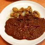 CoCo壱番屋 - 料理写真:レッドキーマカレー(10辛)