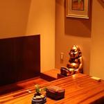 神戸牛 ステーキ ヘンリー亭 - 個室