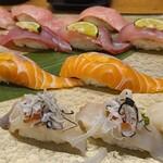 寿司の美登利総本店 -