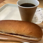 コッペとサンド オリーブの風 - 料理写真: