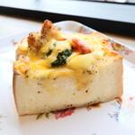 BENKEI  - ジューシーチキン グラタンパン