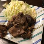 nagoyasaiseisakabamitsuemon - スタミナ焼き?とか