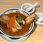 スパイスらぁ麺 喰JACK - スパイスチャーシューカレーらぁ麺
