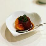 炭味家 - トマトのファルシー
