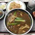 栄屋うどん店 - 料理写真: