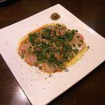 梛 - 真鯛のカルパッチョ