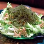 沖縄料理かじまやー - 海ぶどうサラダ(780円)