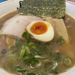 麺dining月乃家 - 豚骨醤油 700円