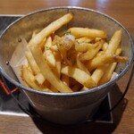 白雪ブルワリーレストラン長寿蔵 - 料理写真:フリット