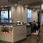 キハチカフェ - 入り口