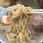 ラーメンショップ - 自家製麺