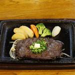 日光レストラン えんや - 料理写真:[ランチ]えんやハラミステーキ