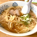 生姜ラーメン みづの - 料理写真:
