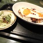 ワイズカフェ - 焼き豚玉子飯 500円
