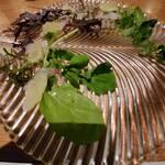 AWkitchen TOKYO - 鮮魚カルパッチョ