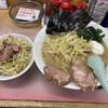 ラーメンかいざん - 料理写真:かいざんラーメン ゆで卵 ネギ丼