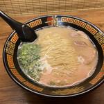 一蘭 - ラーメン(辛さなし)