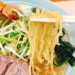148464993 - 中太縮れ麺