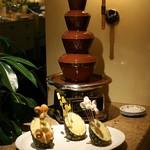 フローラ - チョコレートファウンテン
