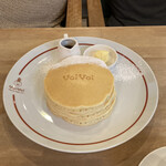 パンケーキママカフェ VoiVoi - あこがれのvoivoiのパンケーキ♡