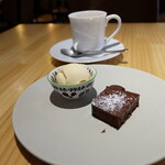 iitoki - デザートとコーヒー