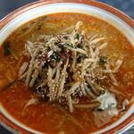幸苑 - 料理写真:担々麺(中辛)