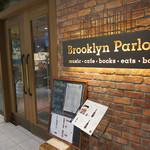 ブルックリンパーラー - 入口です